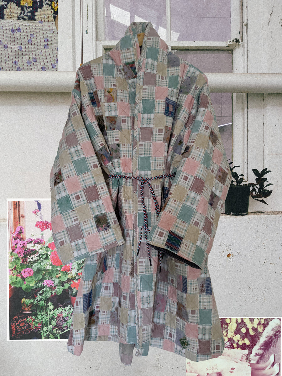 Maker's Quilted Coat