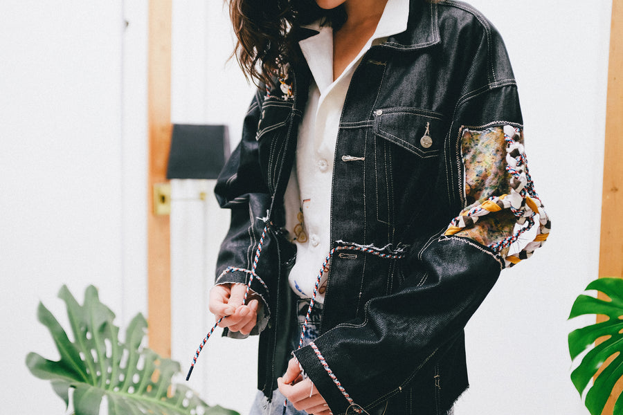 Ride or die Denim Jacket