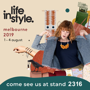 See us at Life Instyle Melbourne 2019