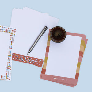 Writing Sets Now With 20 Sheets