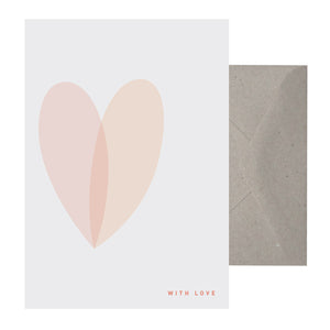 'With Love' Writing Set