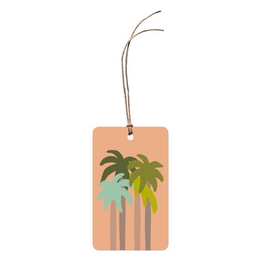 'Palms' Gift Tag