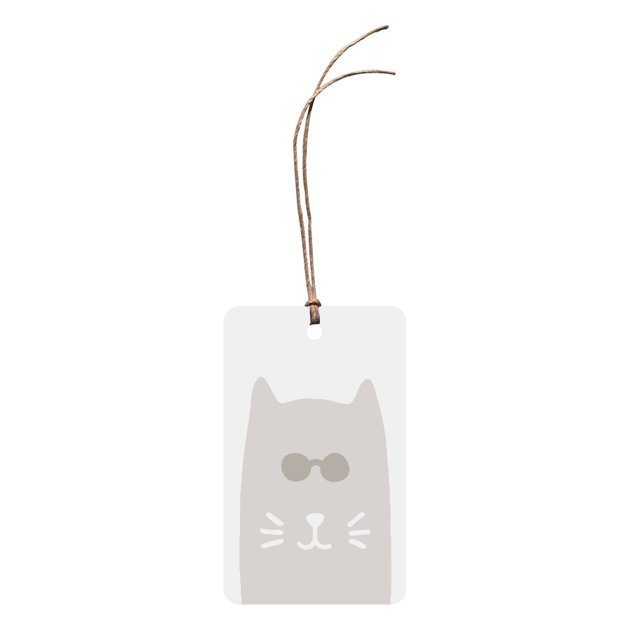 'Cool Cat' Gift Tag
