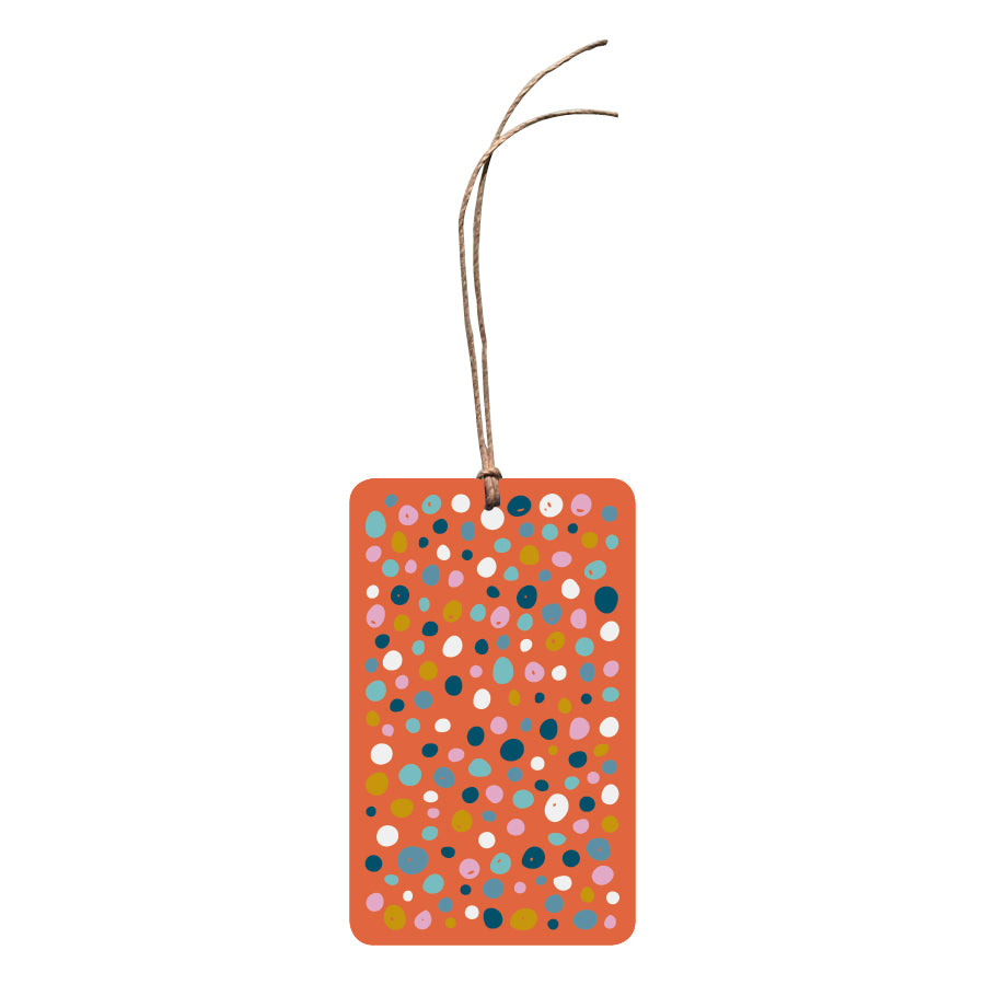 'Spots' Gift Tag