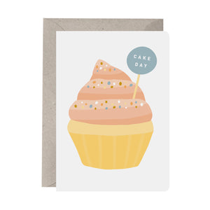 'Cake Day' Birthday Card