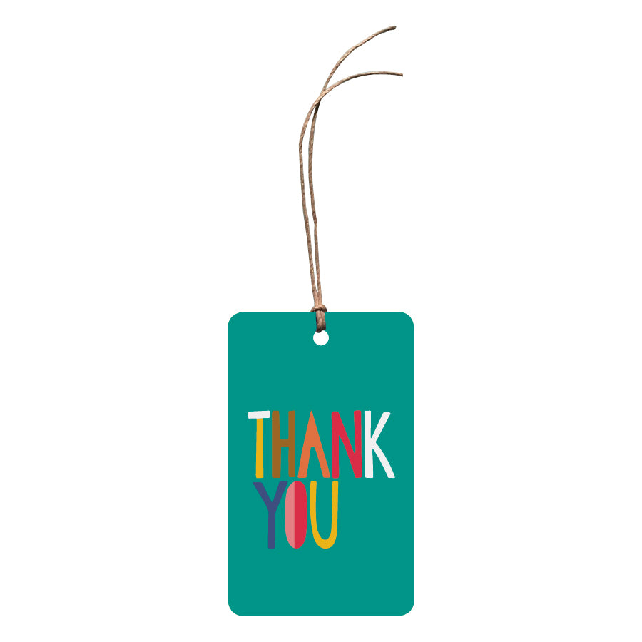 'Thank You' Gift Tag