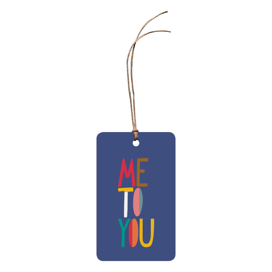 'Me To You' Gift Tag
