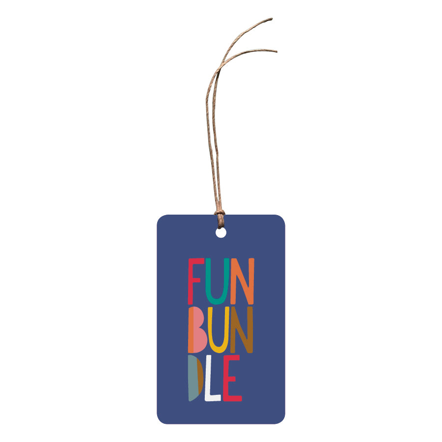 'Fun Bundle' Gift Tag