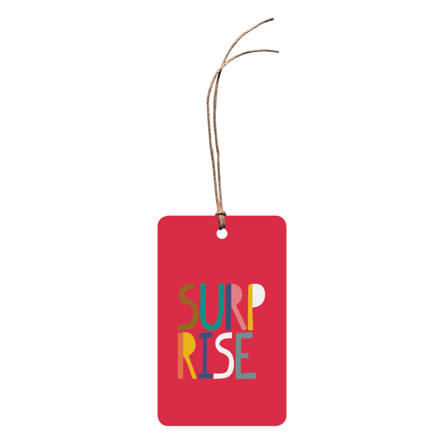 'Surprise' Gift Tag