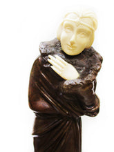 "Load image into Gallery viewer, ""Leaving the Opera"" D.H. Chiparus Bronze c1920s"