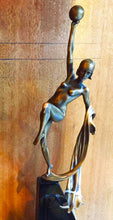 Load image into Gallery viewer, Coal Port 'The Offering' Art Deco Dancer