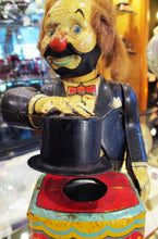 "Load image into Gallery viewer, Vintage Toy ""BoBo The Magician"""