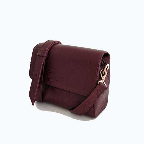 Burgundy Curlewis - mini