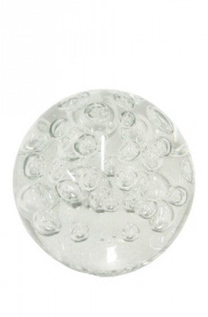 Luxe Sphere Glass Paperweight