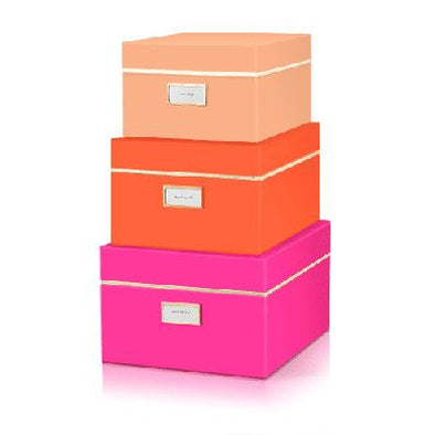 Kate Spade Neon Nesting Boxes
