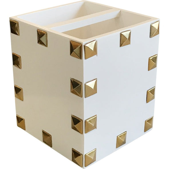 Gold Studded Holder