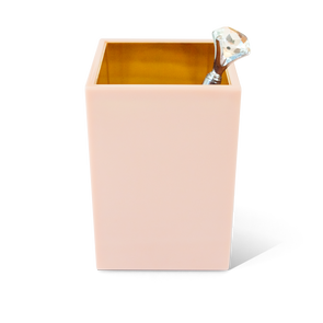 Rachel George Blush Pencil Cup