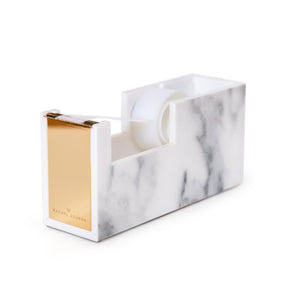 Rachel George Acrylic Marble Tape Dispenser