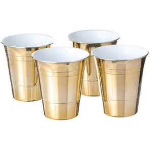 Gold Reusable Solo Cups