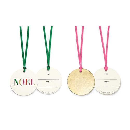 Kate Spade Noel Gift Tags (set of 12)