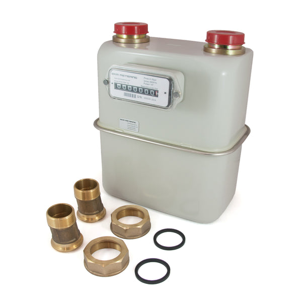 "1.5"" Gas Meter - GM-150 (No Pulse Output)"