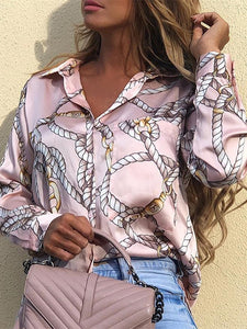 Nautical  Print Blouse..