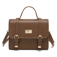 Load image into Gallery viewer, Shoulder Bag High Quaity Satchel England Style