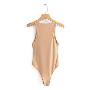 Scoop Neck Body Suit