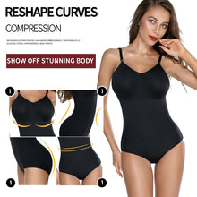 Load image into Gallery viewer, Full Body Shaper  Stomach Slimming Underwear