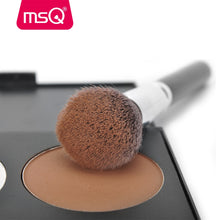 Load image into Gallery viewer, 15pcs Makeup Brush Set  Soft Synthetic Hair With Leather Case