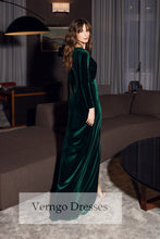 Load image into Gallery viewer, Draped V Neck Velvet