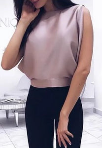 The Annie Bow Back Top