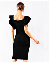 Load image into Gallery viewer, The Seville Spain Flounce Dress...