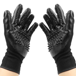 1 Pair Multifunctional Massage Pet Bathing Hair Remover Brush Gloves Best Shape Wears, Hair Removers, Leggings & Intimate