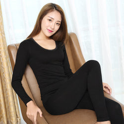 Female Winter Sexy Lace Thermal Underwear Best Shape Wears, Hair Removers, Leggings & Intimate