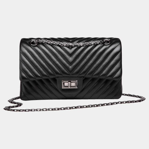 Nelly Flap Crossbody Bag
