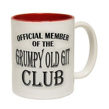 Load image into Gallery viewer, GRUMPY OLD GIT Coffee Mug