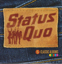 Load image into Gallery viewer, Status Quo - 5 Classic Albums