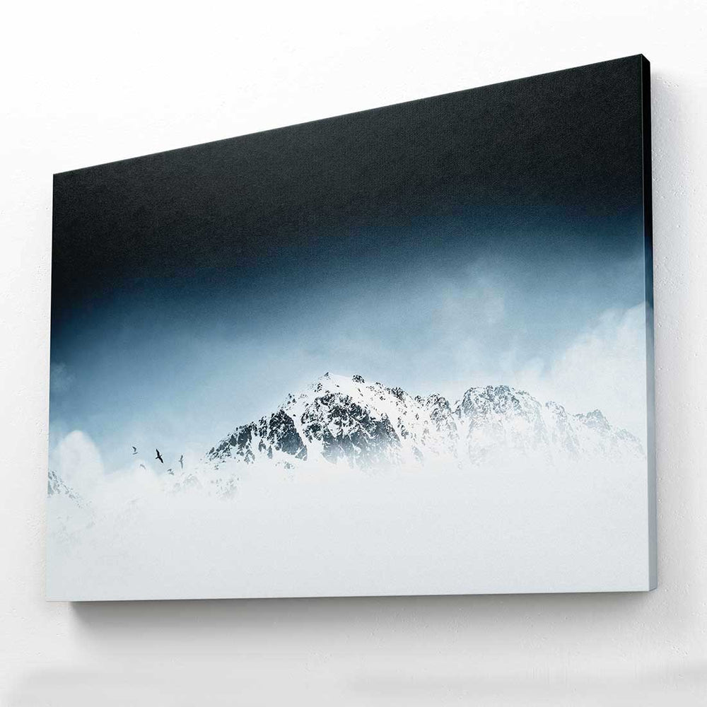 Earth's Edge - 2-Piece Canvas Print by Fernando Puente | Art Bloom Canvas Art
