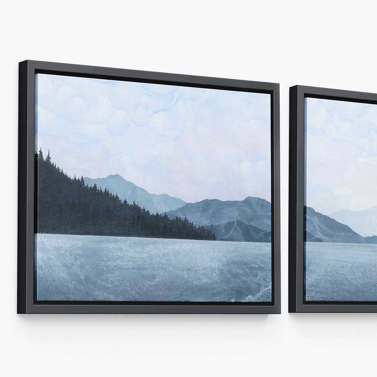 Bound - 3-Piece Canvas Print by Emily Magone | Art Bloom Canvas Art