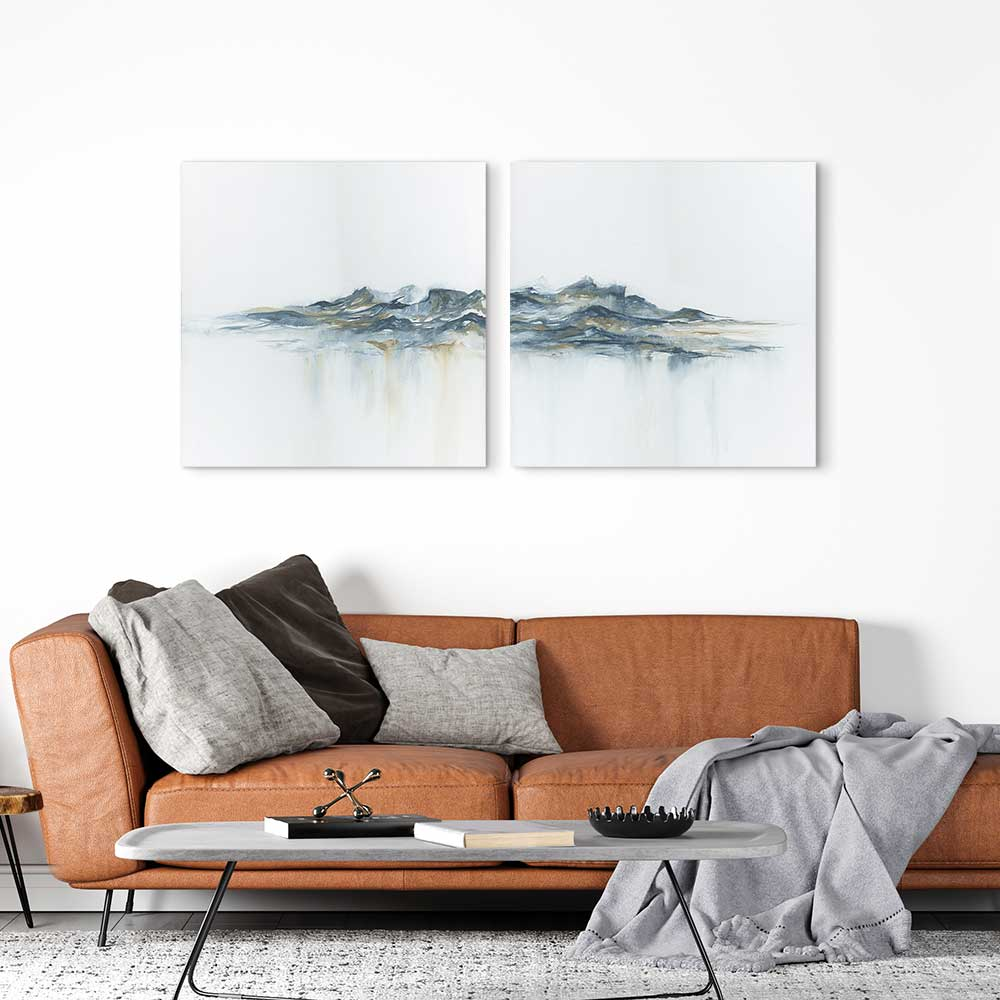 Breakthrough - 2-Piece Canvas Print by Emily Magone | Art Bloom Canvas Art
