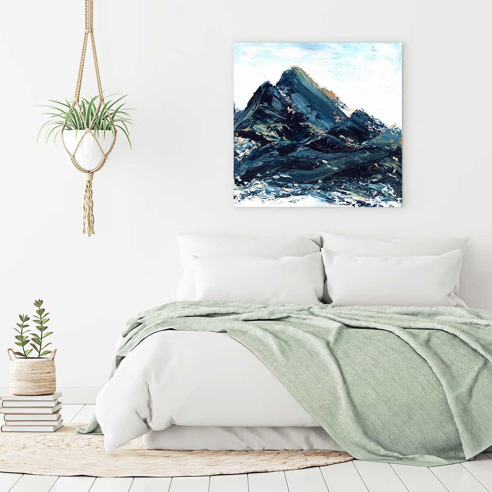 Copper Hills II Canvas Art by Melissa Critchlow | Art Bloom