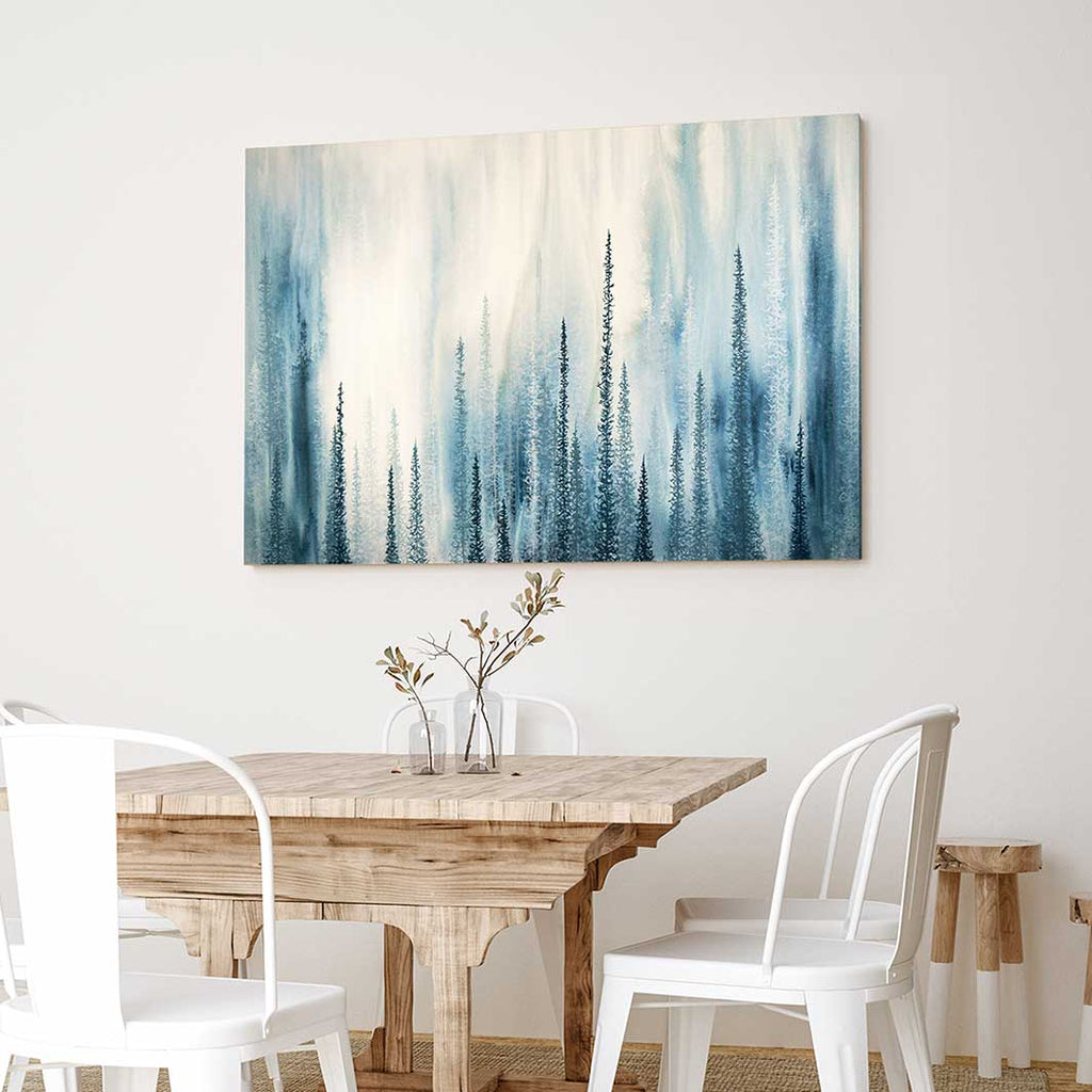 Deep - Canvas Print by Emily Magone | Art Bloom Canvas Art