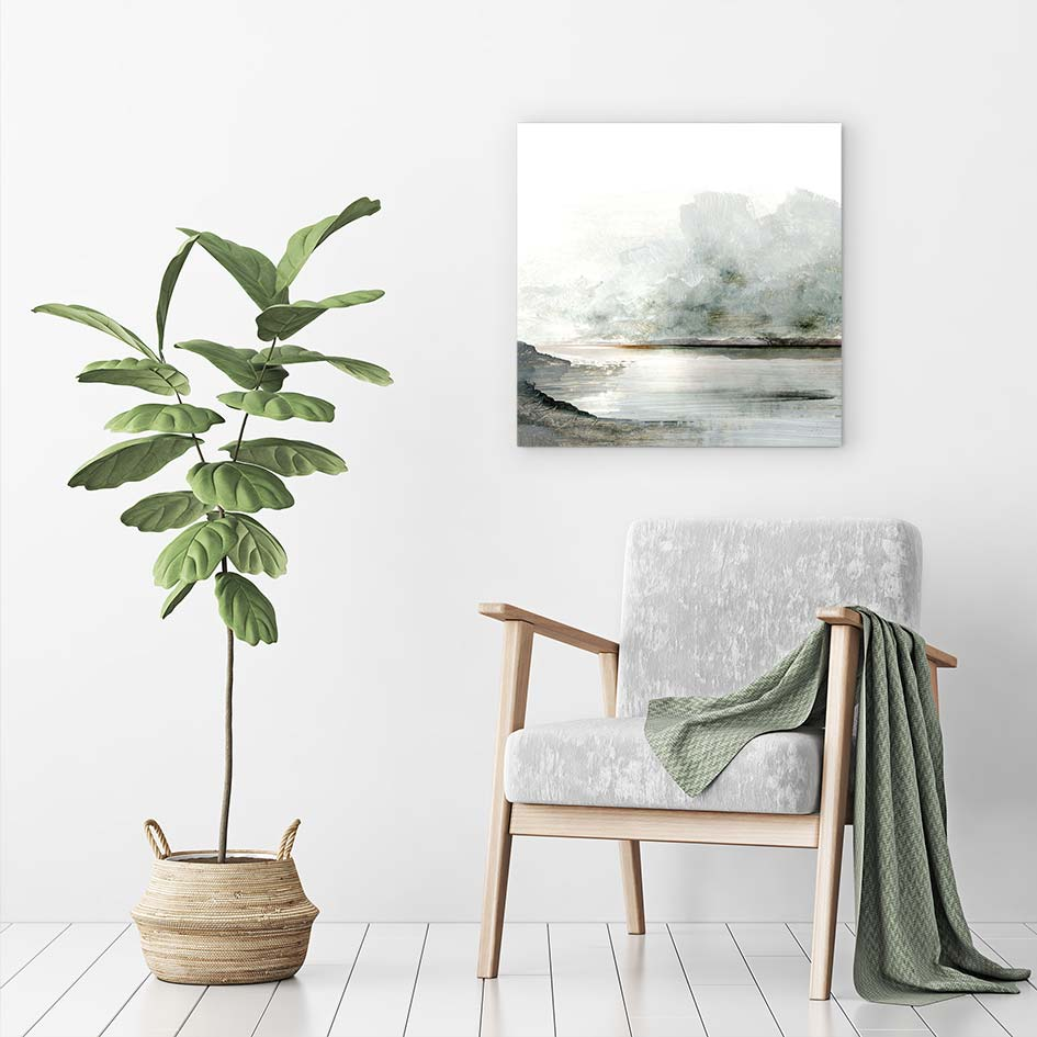 Ebb - Canvas Print by Dan Hobday | Art Bloom Canvas Art