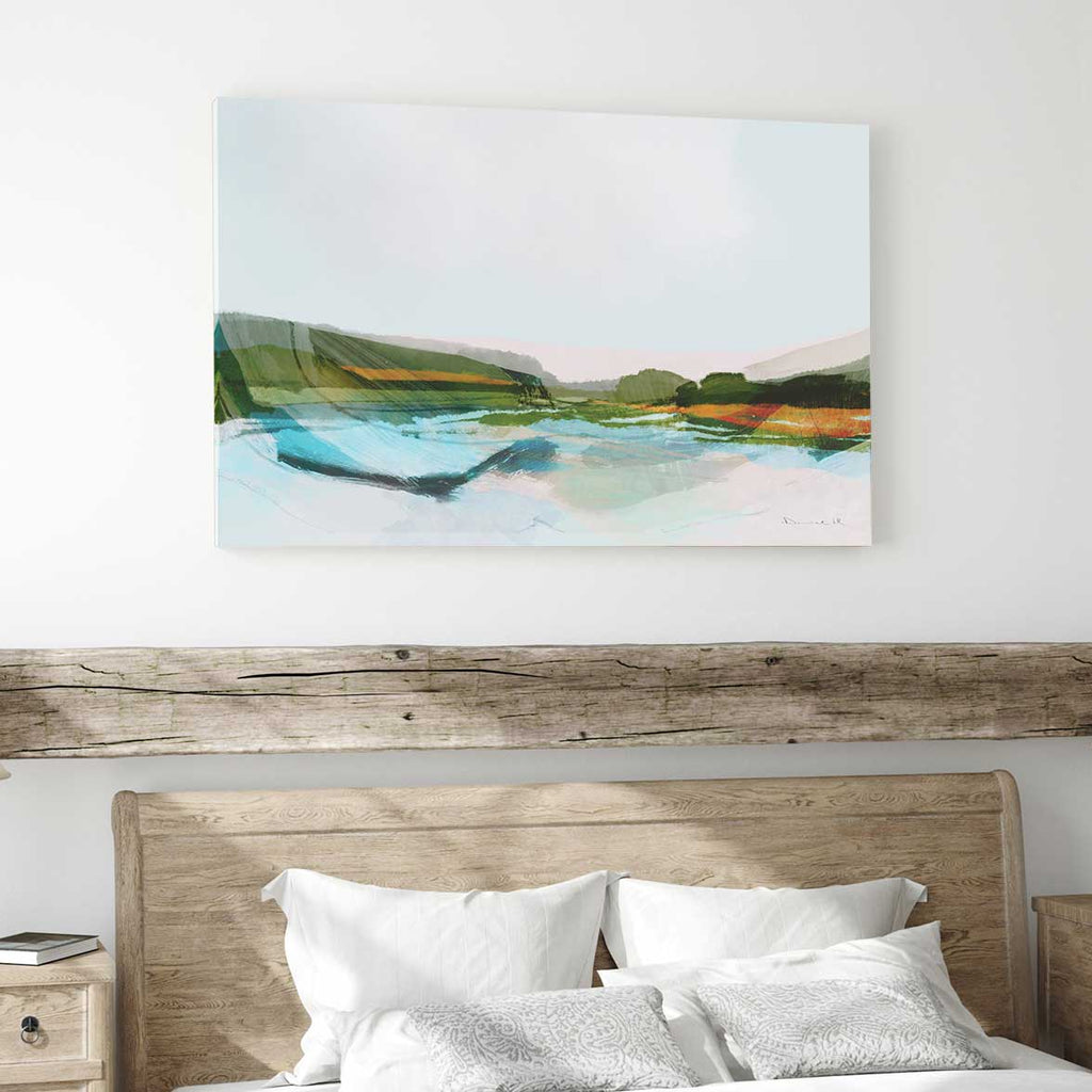 Estuary Dream - Canvas Print by Dan Hobday | Art Bloom Canvas Art