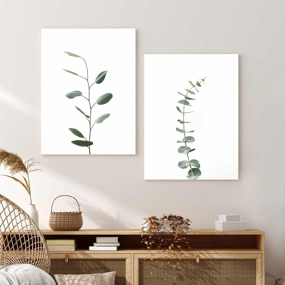 Eucalyptus Bundle - 2 Print Pack by Nate Taylor | Art Bloom Canvas Art