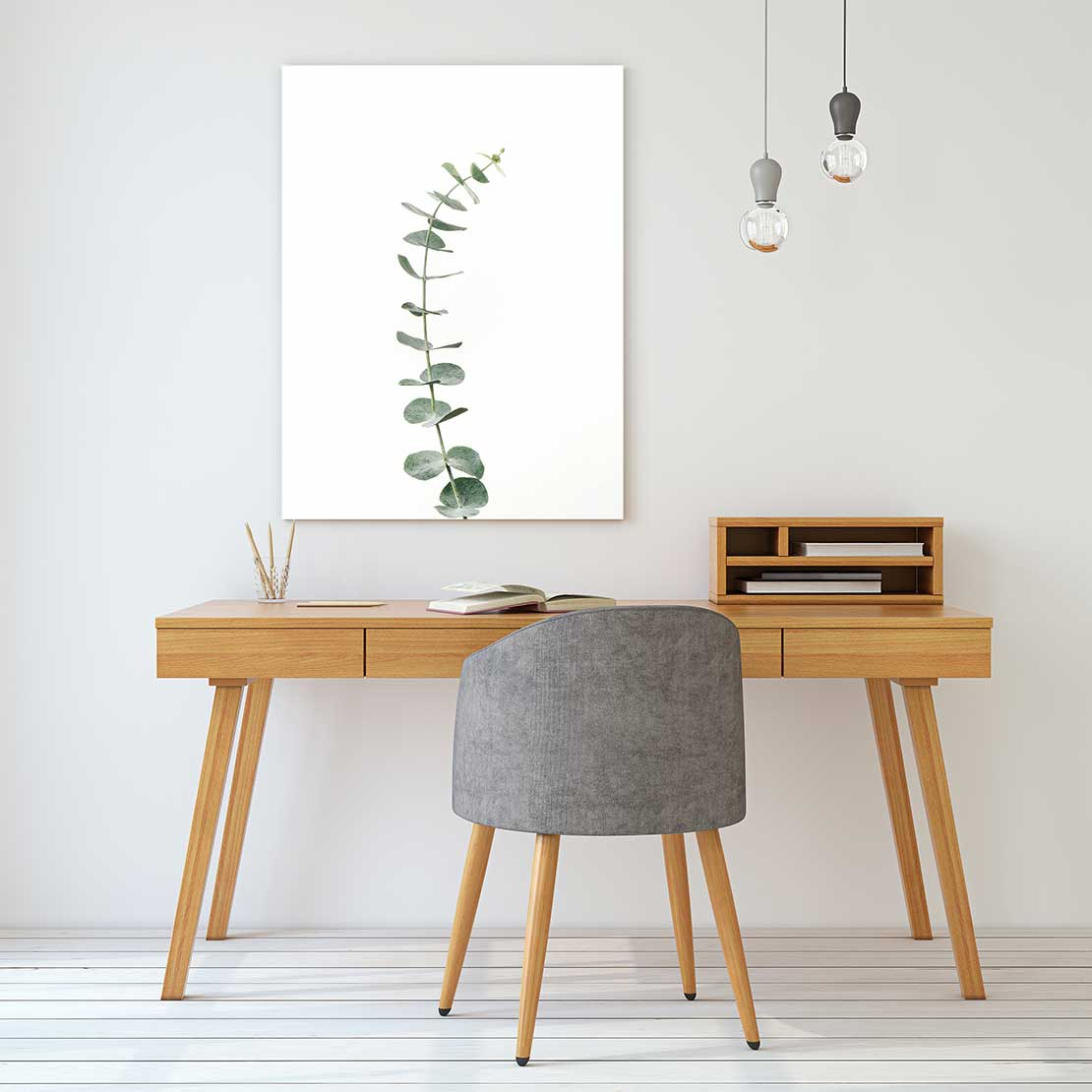 Eucalyptus #2 - Canvas Print by Dan Hobday | Art Bloom Canvas Art