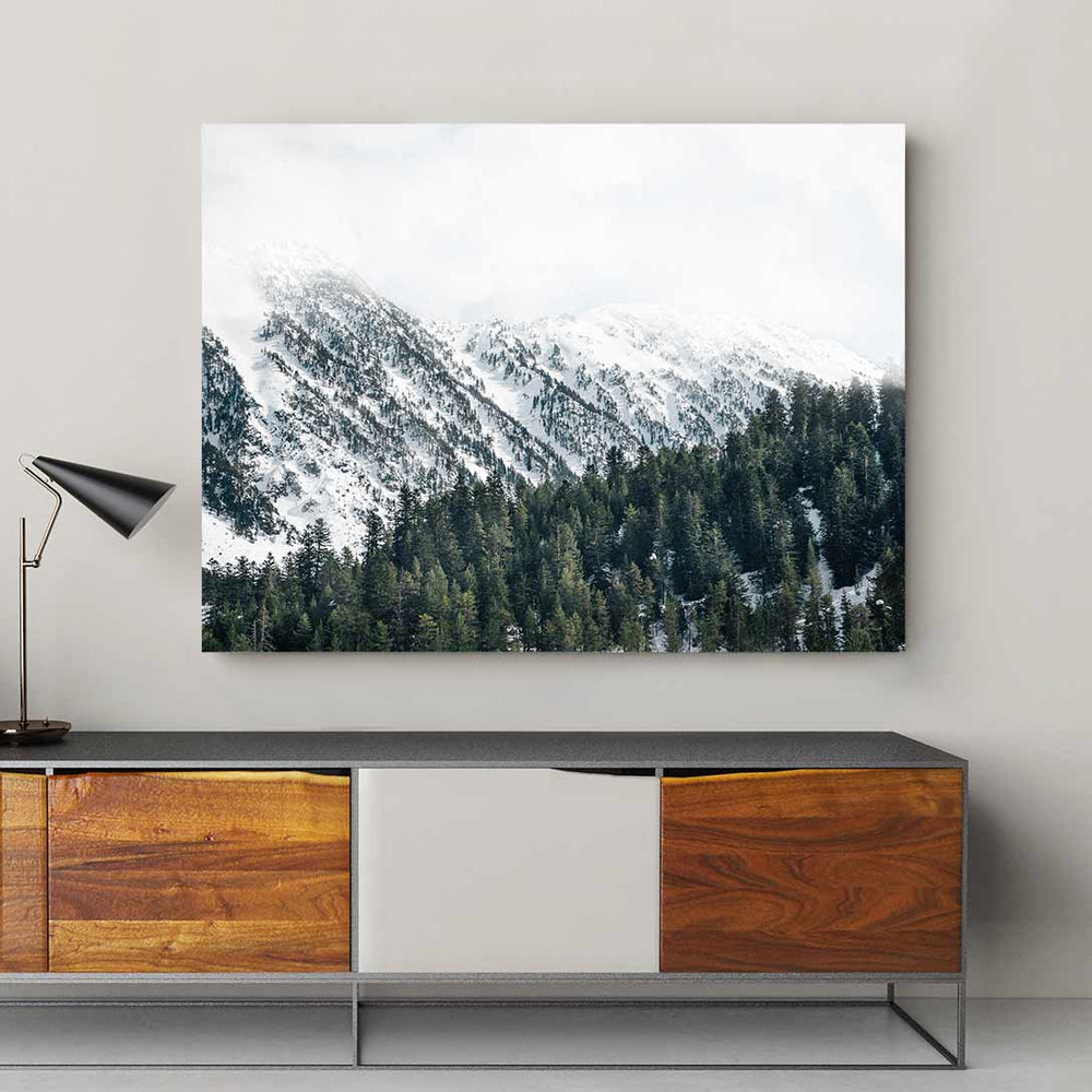 Evergreen - Canvas Print by Fernando Puente | Art Bloom Canvas Art