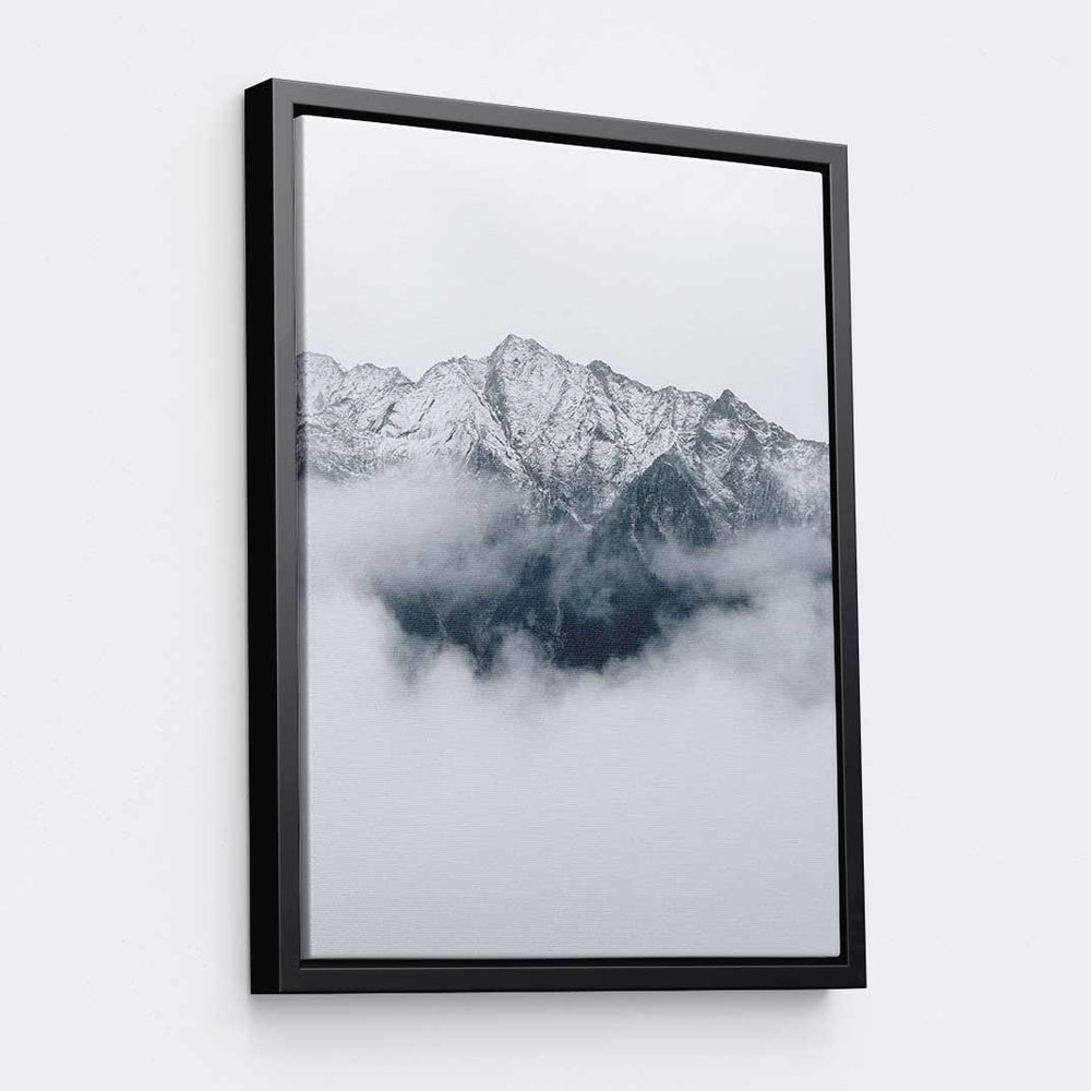 From the Clouds - Canvas Print by Eberhard Grossgasteiger | Art Bloom Canvas Art