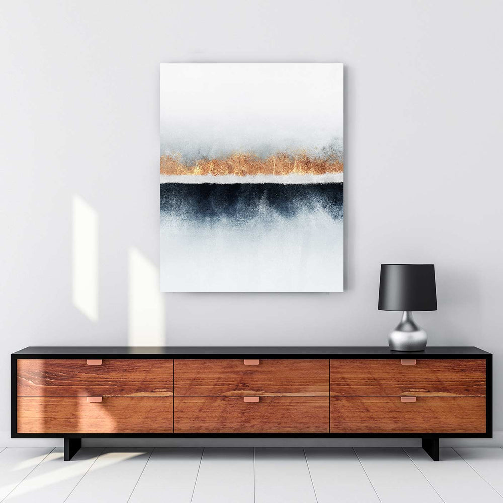 Horizon Canvas Art by Elisabeth Fredriksson | Art Bloom